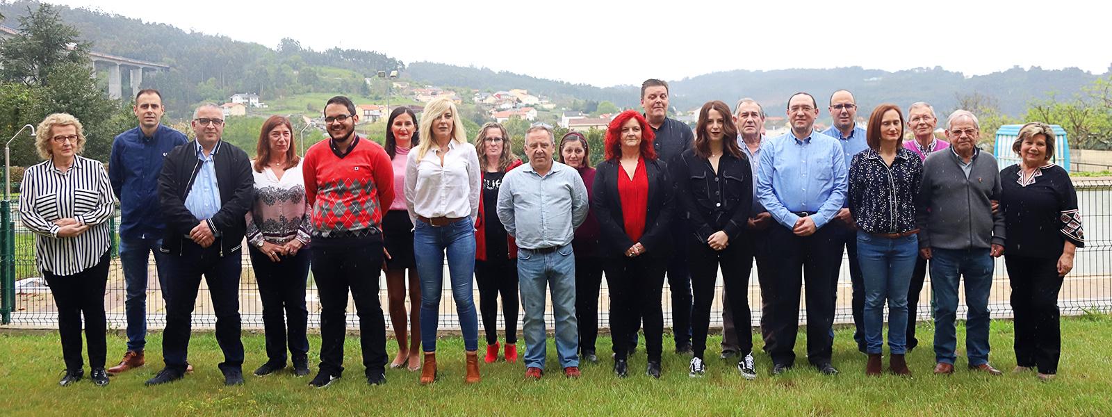 Grupo Candidatos/as
