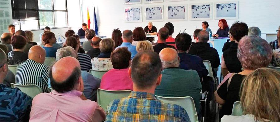 Mar Piñeiro defende o seu compromiso coa veciñanza de Fene no debate de candidaturas á Alcaldía